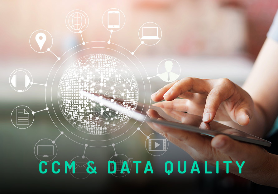 Customer Communications Management (CCM) y Data Quality