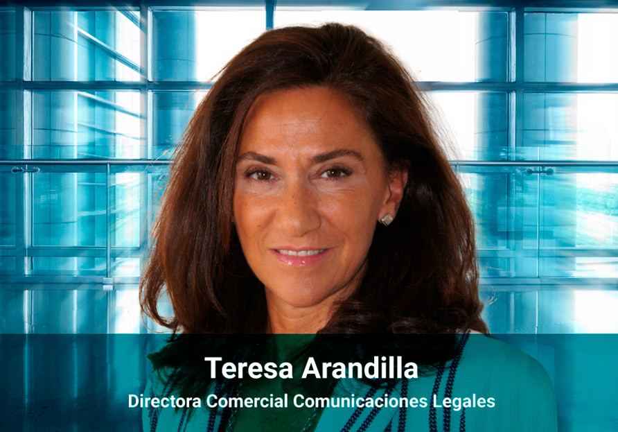 Teresa Arandilla Customer Comms