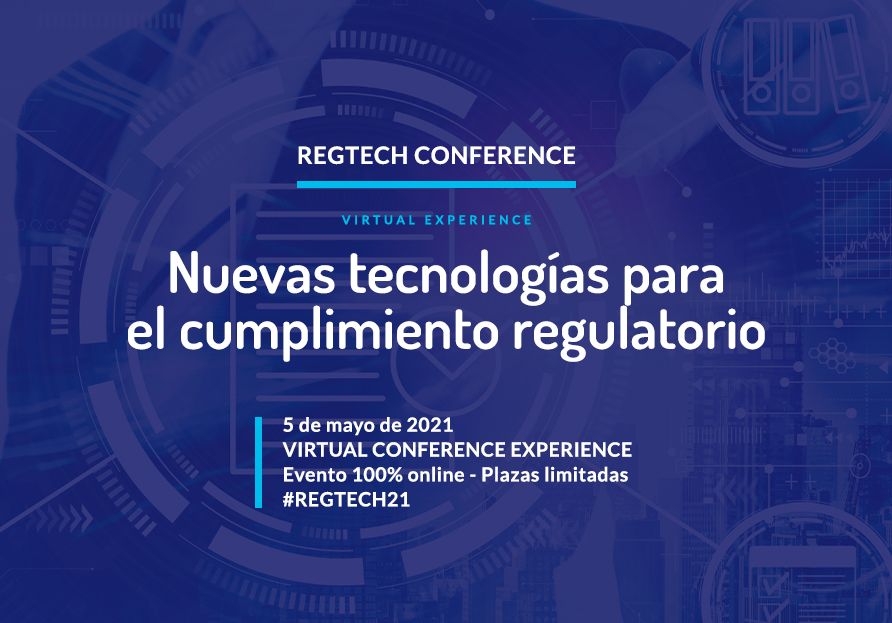 regtech conference convocatoria